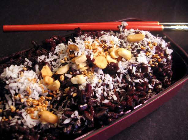 Black Rice - Xoi Nep Than
