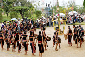 Dac Lac preserves space of gong culture