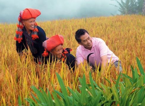 Martin Yan loves Vietnam