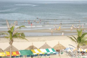 Da Nang to launch beach tourism season 2013