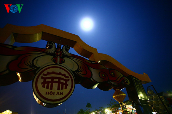 Hoi An in romantic moonlight