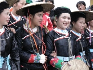 KHAUヴァイ愛市場の文化観光週間が開きます