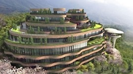 Work starts on five-star international hotel project in Sapa