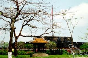 Hue Festival 2014 continuando ad onorare siti del patrimonio culturale