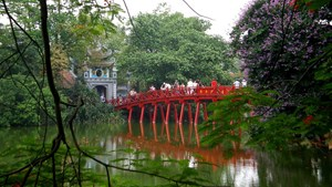 Hanoi listed in the world's top ten emerging tourist destinations