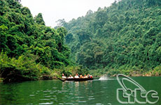 Pu Mat National Park holds romantic adventure