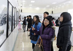 Exhibition on traditional cultural festivals opens in Hai Phong