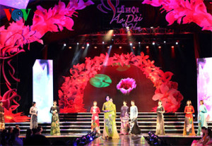 HCM City festival shows beauty of Ao Dai