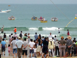 Beach tourism season launched in Da Nang