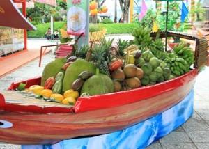 Diversified Aktivitäten im Southern Fruit Festival