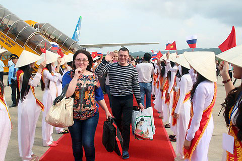 Tourism and culture cooperation between Viet Nam and Russia tightened