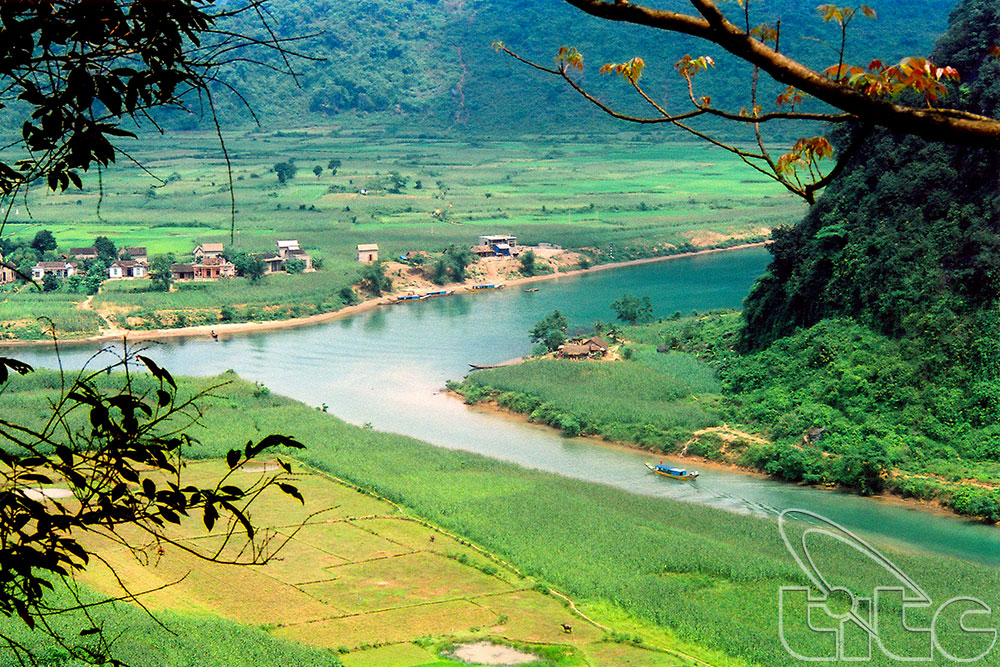 Quang Binh boasts four top tourist sites in Viet Nam