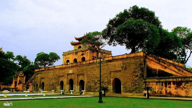 The Imperial Citadel of Thang Long