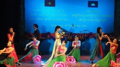 Vietnamese Culture Week 2014 held in Cambodia