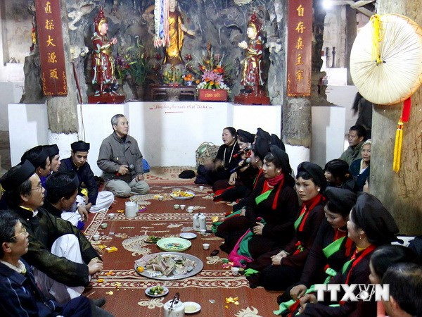 "Bac Ninh province restores old houses for ""Quan ho"" gatherings"