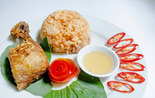 6 best places for chicken rice in Hanoi-3