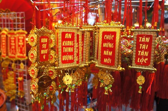 I souvenir che caratterizzano Vietnamita Tet-6