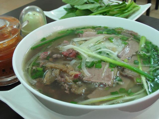河粉 - 越南的特产