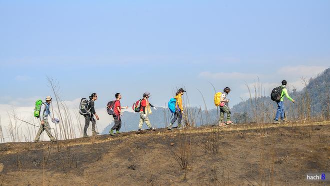Wandern in den Wolken der Provinz Lao Cai-5