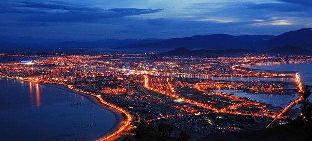 美丽的岘港市 (照片: 汗摹阮 / Flickr网站: gienkhan)