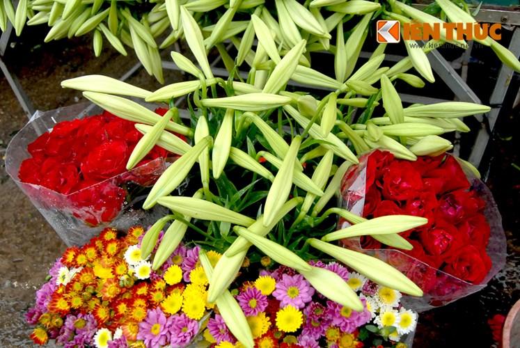 Weiße Lilien signalisieren Ankunft des Frühlings-7