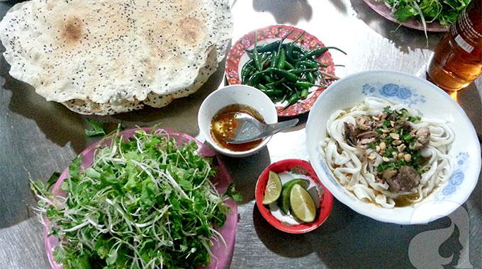 クアン麺の真の味