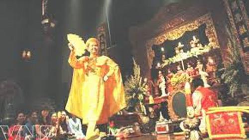 Chau Van - Vietnamese ritual singing