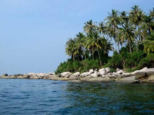 Hon Son island in Kien Giang province