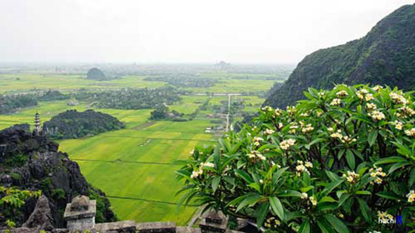 View of Tam Coc from atop Mua Cave-03