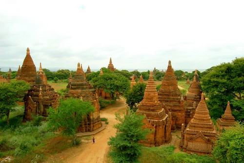 Bagan-Temples-in-Myanmar