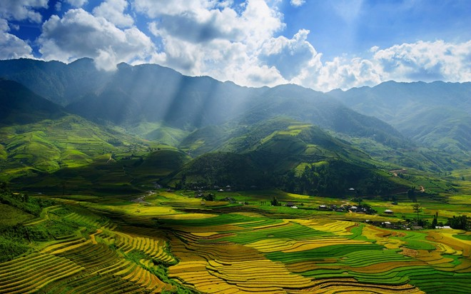 Mu Cang Chai terraced fields-01