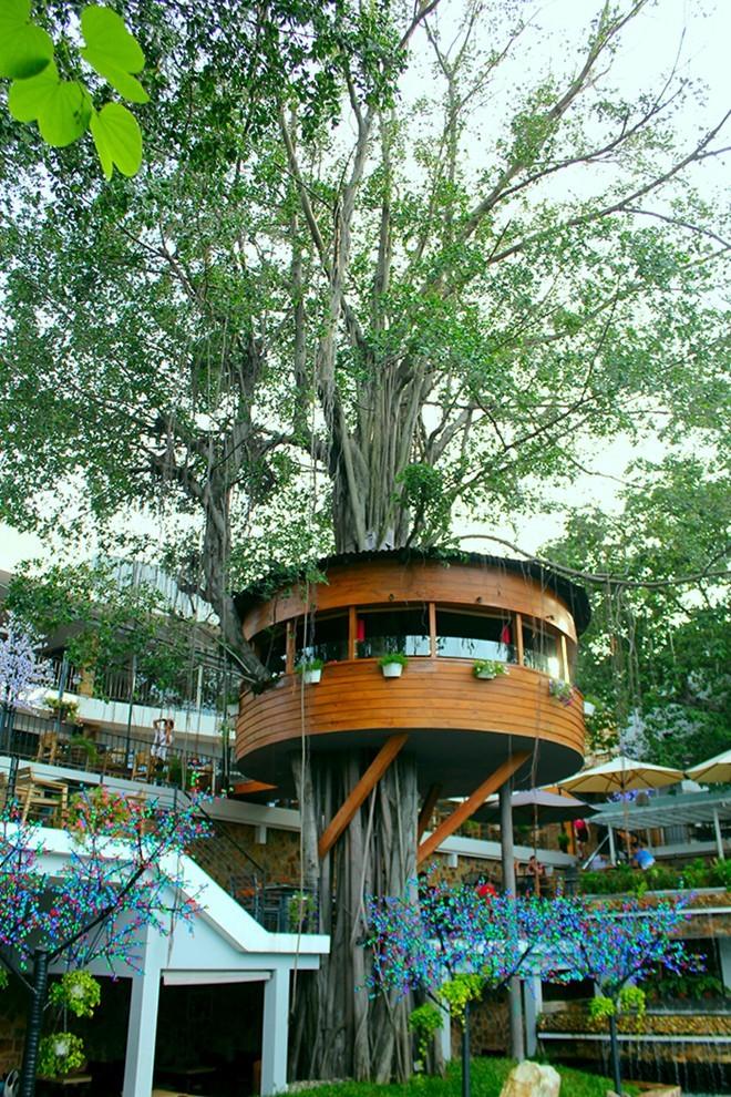Green coffee shops in Saigon-11