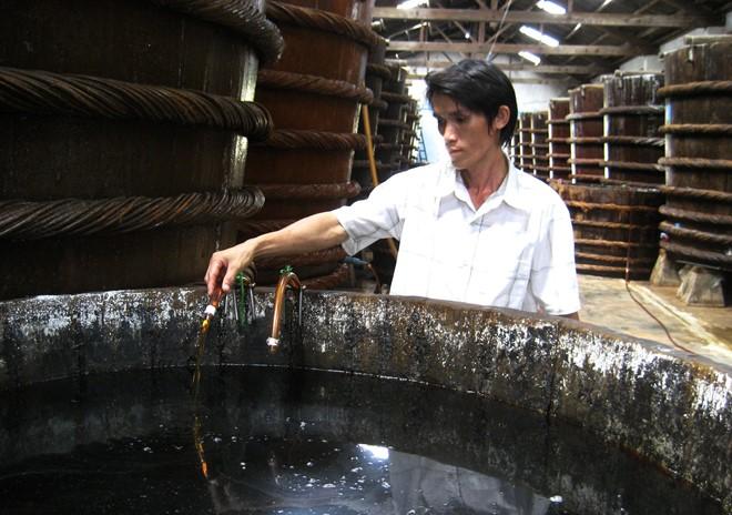 Phu Quoc Fischsauce