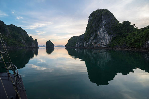 Ha Long Bay through Vietnamese photographer's lens-13