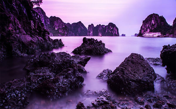 Ha Long Bay through Vietnamese photographer's lens-14