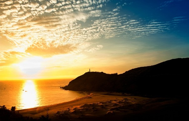 See the dawn in Phu Yen