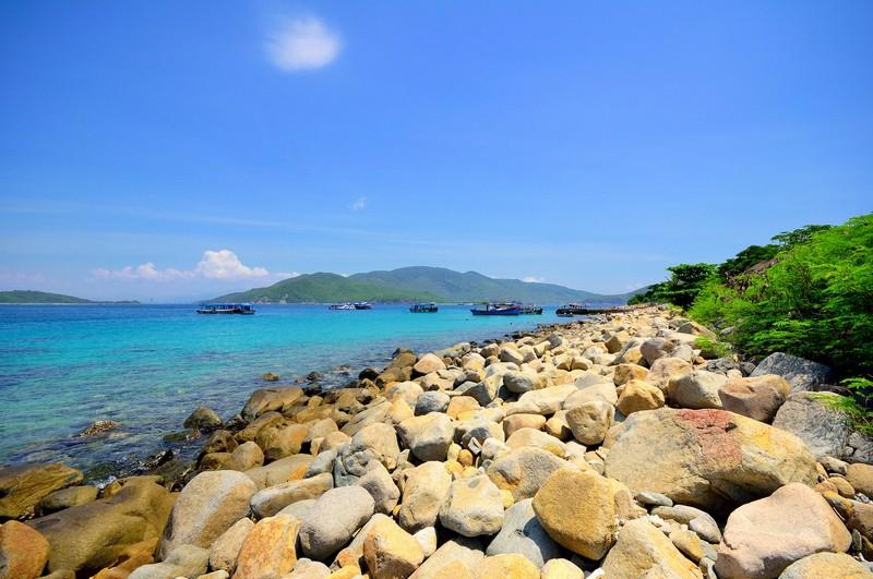 L'île Hon Mun