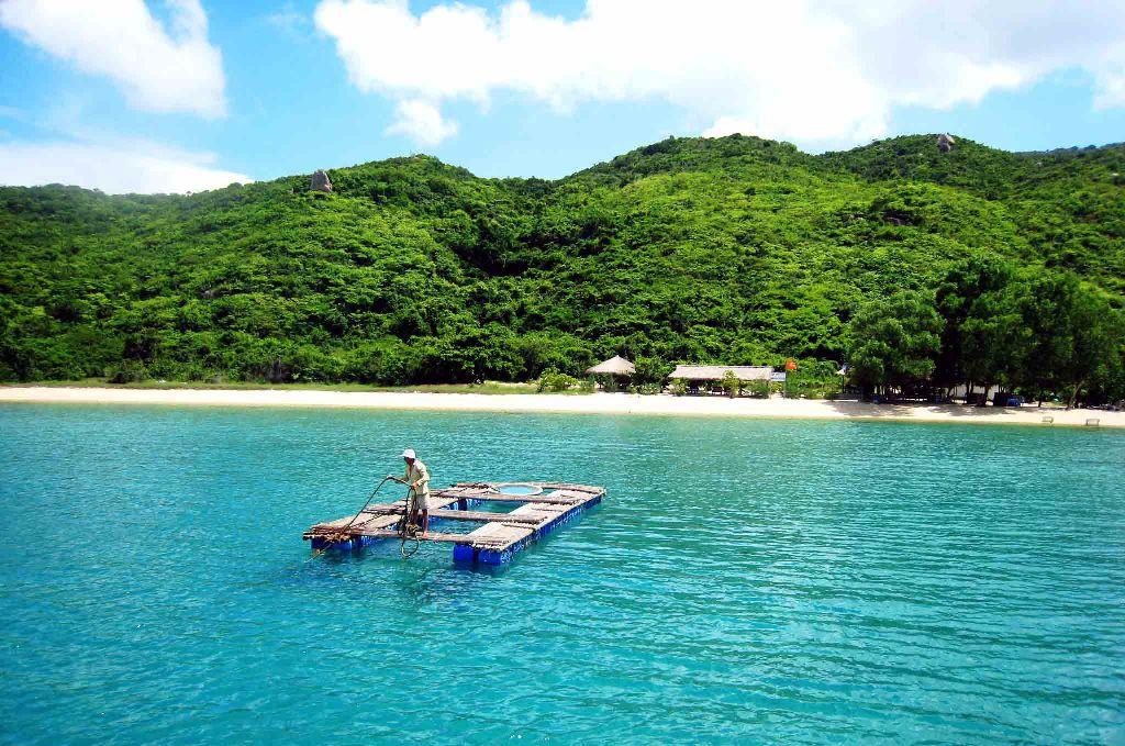 Baie de Van Phong