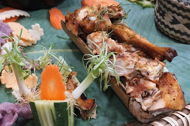 Phải thử món ăn miền tây bắc Việt Nam