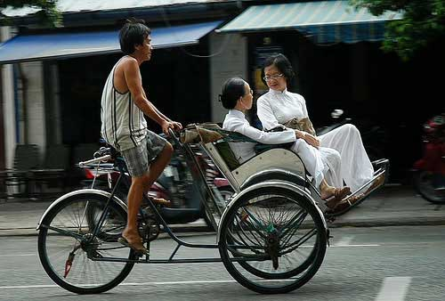 Central city to improve management of cyclo services