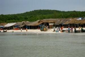 Khem Beach on Phu Quoc