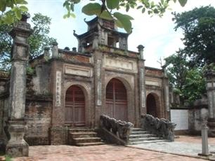 Co Loa Citadel, a future historical-ecological park