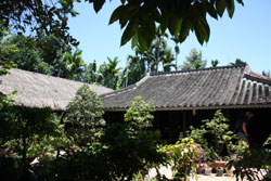 Historic homes offer tranquil tourist retreat in Nha Trang