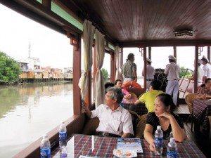 City opens first inner waterway tourism route