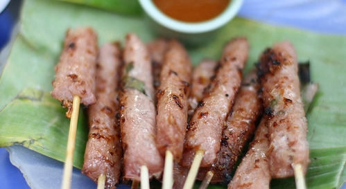 Snack food in Hanoi- less is more
