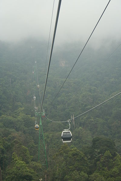 Ba Na Cable Car wins four Guinness World Records
