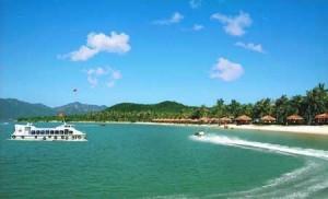 A perfect holiday in Nha Phu Lagoon