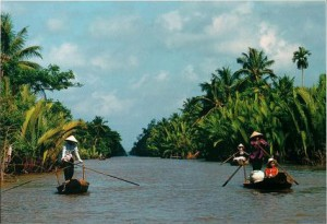 Mekong Delta tourism introduced in Hanoi, Haiphong