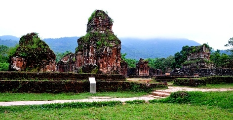 The ancient beauty of two world heritages in Quang Nam