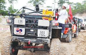 Ha Long hosts all-terrain race